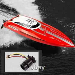 UDI RC Racing Boat High Speed 50KM/H Brushless Remote Control Boat with Battery