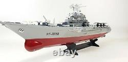 UK UPGRADED 2.4GHZ RC Radio Remote Control Navy Aircraft Carrier Battle War Ship