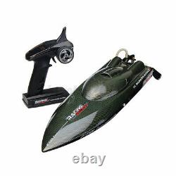 US FeiLun FT011 55km/h RC Boat High Speed Racing Speedboat Remote Control Ship