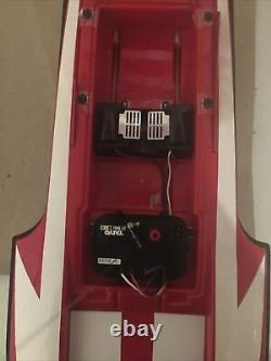 Vintage Tyco R/C Unlimited Hydroplane Boat Remote Control Battery Charger RARE