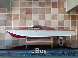 Vospers MTB RC model Boat RC model Speed Boat- remote control x 2 Pair