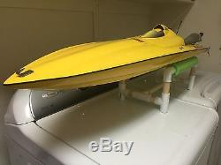 Warehouse Hobbies Silex Mono Rc Gas Powered Rc Boat Remote Control