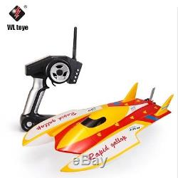 WLtoys WL913 2.4G Remote Control Water-Cooling System 50km/h RC Racing Boat