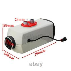 Warmtoo 8KW Air Diesel Heater for Car Truck Boat RV LCD Remote Control Silencer