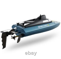 Waterproof Remote Control Boat For Adult Kids Toys Christmas Gift 720P Camera