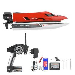 Wltoys WL915 2.4GHz Brushless Remote Control Speedboat Racing RC Boat Toy Model